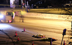 6 (pascalmarch) Tags: news car hit bc jeep crash accident pedestrian valley cop coquitlam rcmp cherokee fraser suv victims fatal mva manslaughter