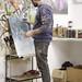 At work: Morten Andersen