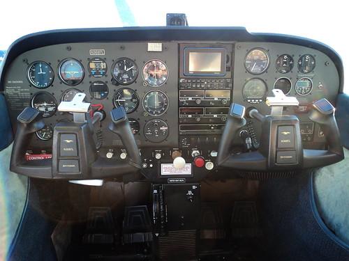 Custom Metal Instrument Panels - CESSNA 172 FORUM - Cessna