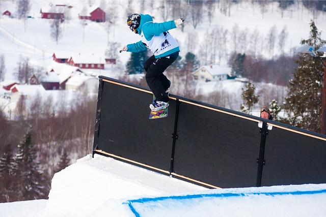 Snowboard VM i Oslo