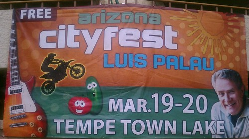 Citifest coming to Tempe Town Lake