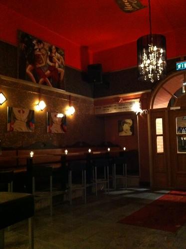 Stage Bar och Kök, Hornstull