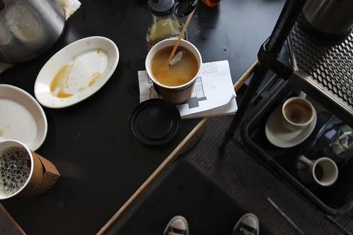 vanilla chai spice tea