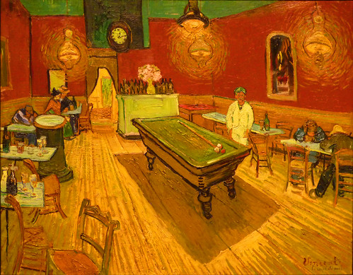 Van Gogh's Night Café