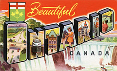 Beautiful Ontario, Canada - Large Letter Postcard (Shook Photos) Tags: ontario canada niagarafalls linen postcard postcards linenpostcard bigletter ontariocanada largeletter largeletterpostcard linenpostcards largeletterpostcards bigletterpostcard bigletterpostcards