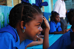 LCA-canaries-0711-41-v1 (anthonyasael) Tags: camera girls sea portrait people black west color colors girl smile saint smiling st horizontal closeup america hair children island happy 1 islands model focus village child looking view mr african release joy central content happiness front age portraiture lucia caribbean toothy schoolchildren braids cheerful joyful schoolgirl eastern canaries schoolage elementary released braid ethnicity selective braided differential indies schoolchild contented cheerfulness at