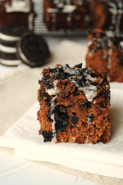 Cookies 'n Cream Brownies