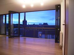 Penthouse - Sliding/Folding Doors