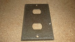 CISSELL LB60 Metal Plate Cover 98021