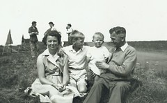 Image titled McCreath family at 150 BB camp at Maidens 1958