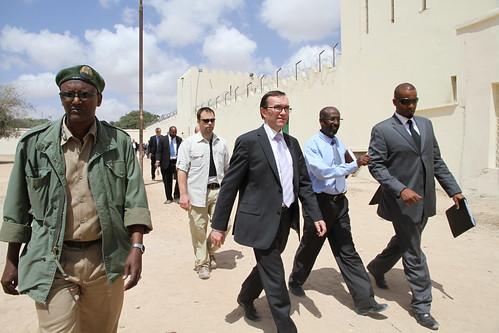 Statssekretær Eide til Somaliland