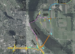 St. Croix River bridge plan (until 2010)