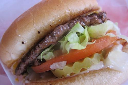 Bill & Hiroko's: Cheeseburger