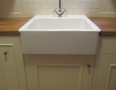 Please Explain The Allure Of A Farmhouse Sink