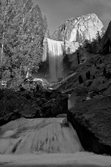 Vernal Fall II, Yosemite, CA, USA