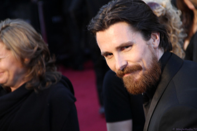 Christian Bale at the 83rd Academy Awards Red Carpet IMG_1569 by MingleMediaTVNetwork