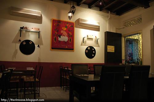 Black Sheep Cafe - Interior