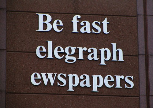 Be Fast Elegraph Ewspapers