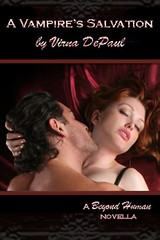 January 2nd 2011 by www.virnadepaul.com    A Vampire's Salvation (A Vampire Romance) (The Beyond Human Novellas) by Virna DePaul