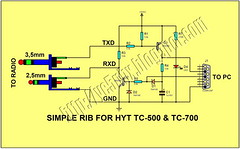 Schematic Simple RIB TC-700s