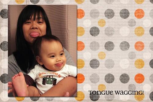 Tongue Wagging