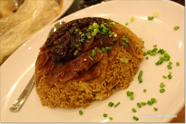 Hei Yeong Seng Chinese Restaurant -  Steam Fried Rice With Preserved Meat