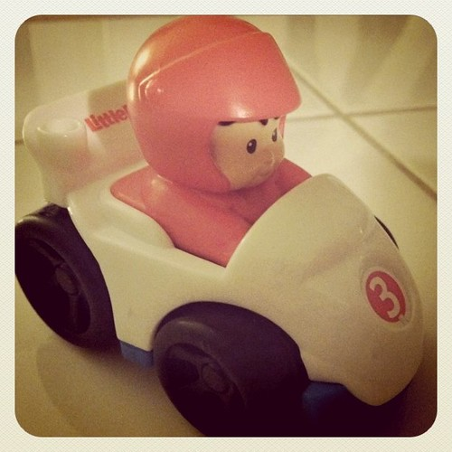 [60/365] Go, Speedracer!
