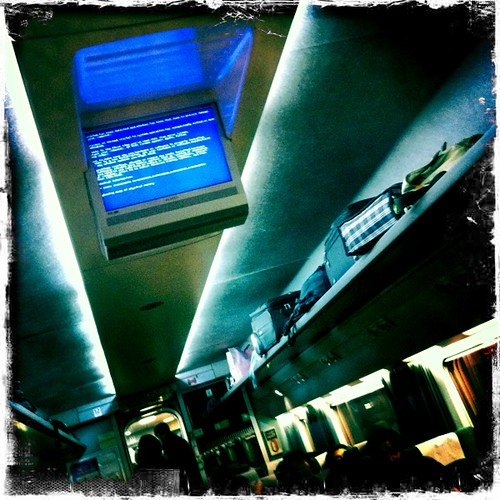 KTX Blue Screen Of Death