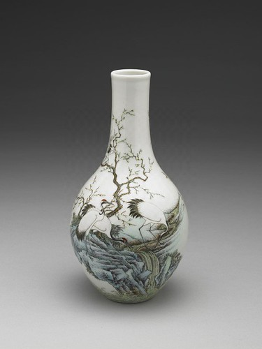 Famille Rose Porcelain Yangcai Fencai Chinese Ceramics China