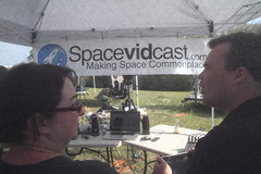 Behind the scenes with Spacevidcast