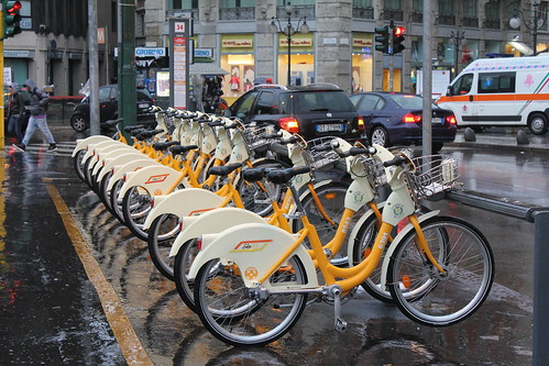Bike Share Milan