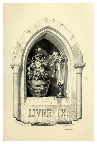 012-Portada Libro IX-Notre-Dame de Paris 1844- edicion Perrotin Garnier Frères