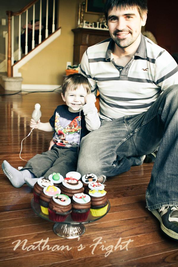 super mario cupcakes-1