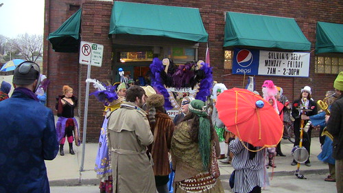 Kansas City Mardi Gras 3-8-11