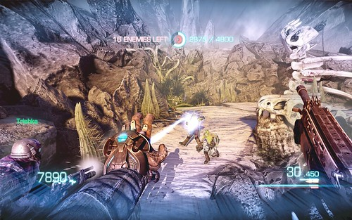 BulletStorm for PS3: Multiplayer