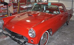 "1955 Ford Thunderbird • <a style=""font-size:0.8em;"" href=""http://www.flickr.com/photos/85572005@N00/5510545066/"" target=""_blank"">View on Flickr</a>"