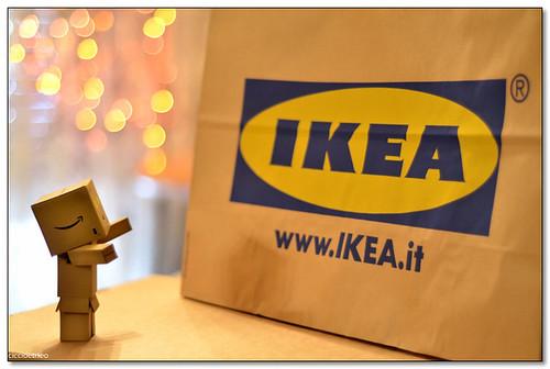 Danbo welcomes Ikea Catania