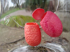 Jar No 68 close up (kirstyhall) Tags: art bristol wire silk jar dailyproject silkcocoon bs3 ashtonvale 365project 365jars