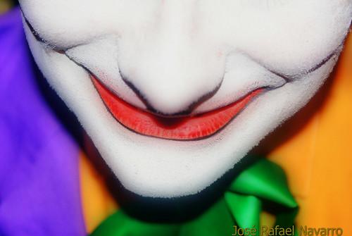 La sonrisa del Joker