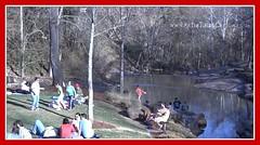 Reedy River Falls Park Greenville SC