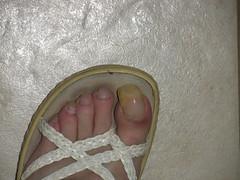 toenails 12-13-10 126 (kellt2010) Tags: long very clear nails toenails