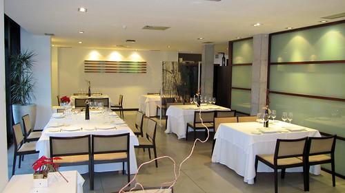 Comedor - Restaurante Gaminiz - Zamudio - Vizcaya