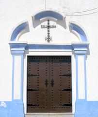 Vale de Seda - Porta da igreja (Amrico Meira) Tags: door portugal puerta porte aldeia ilustrarportugal valedeseda fronteirs