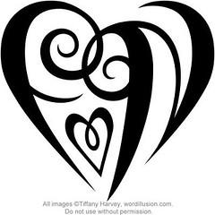 """""""FN"""" Heart Design"""