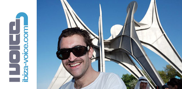 Vincent Lemieux Ibiza-Voice.com podcast (Image hosted at FlickR)