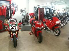 Ducati bikes (Dloisy) Tags: monster ktm ducati 696 hypermotard multistrada1200 commonweatlhcycles