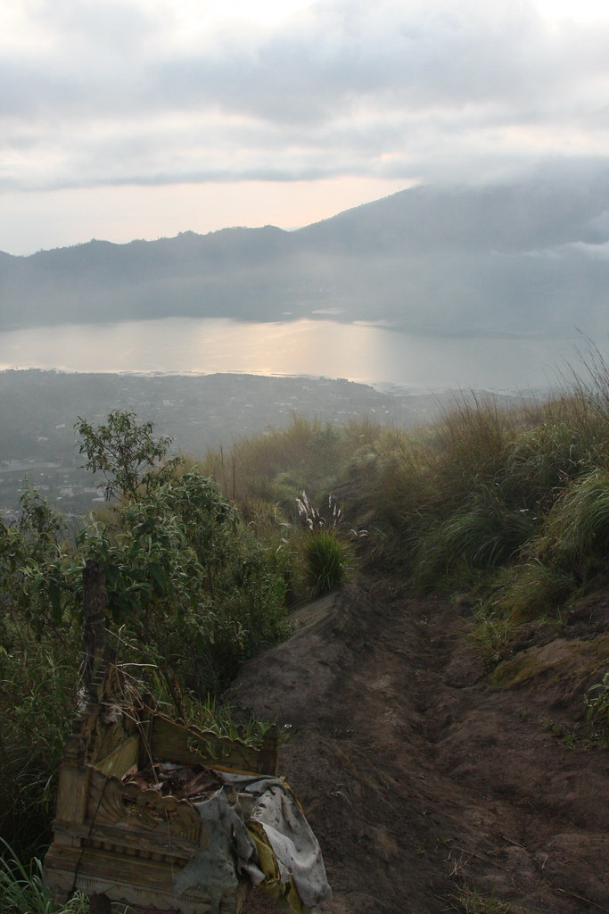 Early morning view, Gunung Batur, Bali