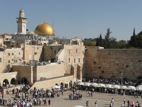 Western Wall & Dome of the Rock