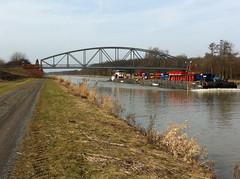 Mittellandkanal bei Idensen