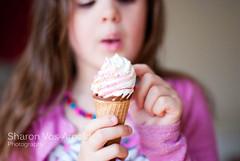 I scream for ice-cream {4} ( Angel of light ) Tags: food girl eating icecream twitter familyuk angeloflight2009 gettyimageswants gettyimagesportraits welcomeuk